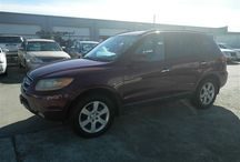 2008 Hyundai Santa Fe - Stock # 40236D / This 2008 Hyundai Santa Fe Limited only has 135,595 miles on it. How comforting is it knowing you are always prepared with this smooth Vehicle.. Priced below NADA Retail!!! Climb into savings with our special pricing on this dependable Vehicle. Optional equipment includes: Power Seats, Steering Wheel Cruise Controls... Hyundai of Slidell (985) 641-0671 located at 298 East Howze Beach Road Slidell, LA 70461. Visit us online at www.hyundaiofslidell.com