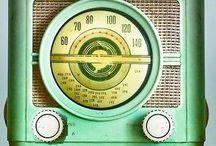 Vintage Radioita