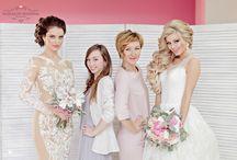 New York collection 2015 / makeup & hair Websalon Wedding photographer Liliya Fadeeva