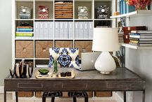 Home Office / by Gail Moline Thompson