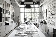Interior Ideas - Office / Interior ideas by other designers that we love and we think should be shared and seen by others.