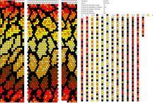 Häkelkette 8 Farben