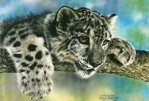 Animals in Art / painting_drawing_sketches