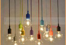 Lumières suspendue