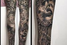 Piękne tatuaże