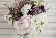 Wedding inspirations - flowers
