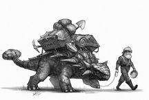 Dinosaur Inspiration