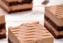 Kuchen-, Torten- und süsse Rezepte
