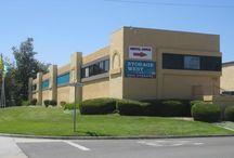 Oceanside / Storage West Self Storage Oceanside is a self-storage facility located in Oceanside, California.  201 Via El Centro, Oceanside CA 92058 760-967-9300