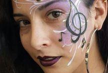 Facepaint  - Music