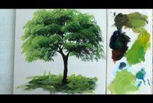 Vídeos de pintura