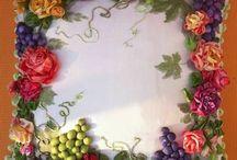 embroidery ribbon / by Yücel Coşan Güngüz