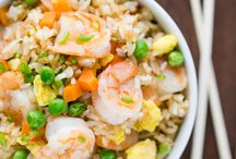 Rice is Nice! / Yummy rice dishes!