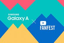 Samsung Galaxy A x Youtube Fanfest 2016