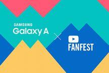 Samsung Galaxy A x Youtube Fanfest 2016