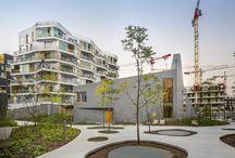 housing block - residential - dwelling