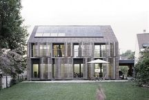 French bamboo architecture design