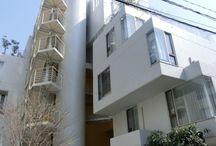 ヴィンテージマンション 渋谷区 / vintage apartment 渋谷区の古きよきマンションたち