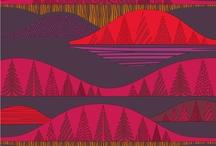 Prints & Patterns / by Ann Blackman