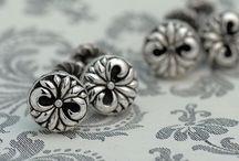 Cufflinks / Hand crafted by JAY TSUJIMURA  www.shopjay.com www.jaytsujimura.com www.facebook.com/JAYTSUJIMURATOKYO
