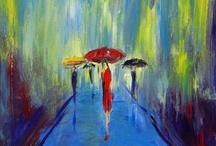 Oleo Abstracto / Impresionismo