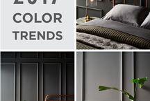 paint Colours trending