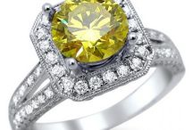 Front Jewelers Canary Yellow Collection