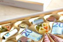 Geldgeschnke und co