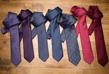 Evening Ties / Seamlessly Transition from Day to Night with Our Most Sophisticated Accessories