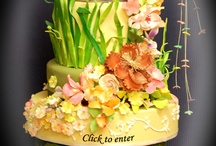 creative cakes by donna / Wedding Cakes