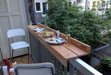 DIY balkon