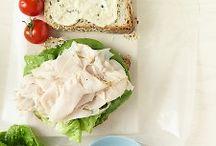 Lunch Ideas / Creative Lunch Ideas!