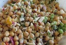 Food - Salad - Pasta