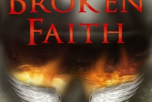 Spiritual Discord Series / Book 1: Broken Faith Book 2: Raging Storm Book 3: Darkest Reaches  His greatest enemies, the hell hounds, thrive on Earth and hunt not only the fallen but the blood children created by their Master. After being chased and confronted by one of those very creatures, Kayson's life becomes even more complicated. He never expected to be rescued by a vampire named Sabrina. He also never expected to become her protector after she falls prey to a hell hound's deadly bite.  www.brandynacole.com