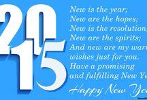 Happy New Year / 2015