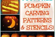 halloween pumpkin carving ideas...so clever!