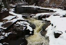 Waterfalls of Cook County MN