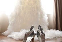 Wedding Dress & Shoes!