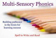 Spell to Write and Read / Helpful resources and ideas for the Spell to Write and Read program by Wanda Sanseri