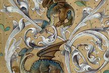 medieval animals