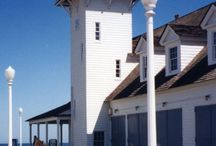 The Old Coast Guard Station Today / See how the Old Coast Guard Station has evolved over the years