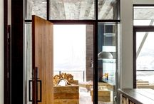 Haustür Landhausstil Holz