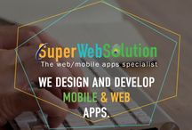 "We design and develop mobile & web apps! / GROW YOUR BUSINESS WITH US - We're software and design firm, We develop innovative and even transformational applications for our clients - work that delights and occasionally inspires exclamations of ""that's like something out of science fiction!"" (We're always glad to hear stuff like that.)"