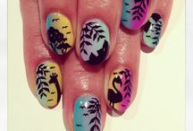 Sweet nail ideas