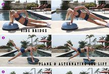 bosu exercises