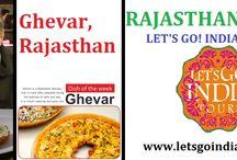 Ghevar,Rajasthan / Read blog on Ghevar,Rajasthan  http://letsgoindiatours.blogspot.in/2016/04/ghevarrajasthan.html