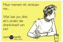 Sê dit in Afrikaans