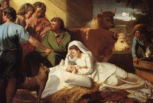 Third Joyful Mystery of the Rosary: Birth of Jesus