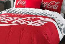 Coca Cola Bedding etc