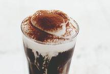 cafe menu - coffee & / coffee